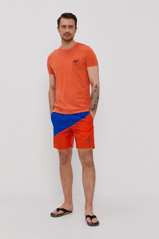 Medicine - Tričko Summer Vibes oranžová