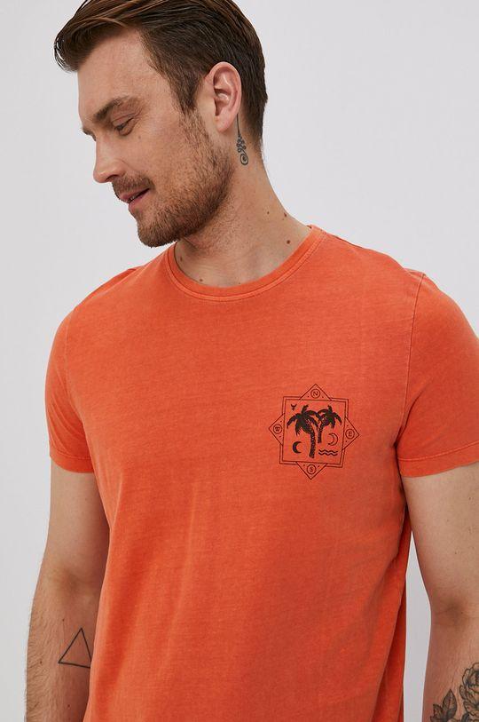 oranžová Medicine - Tričko Summer Vibes