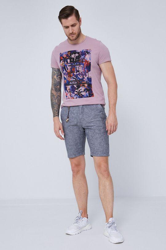 Medicine - T-shirt Summer Vibes lawendowy