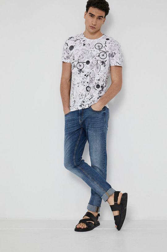 Medicine - T-shirt SketchBook biały