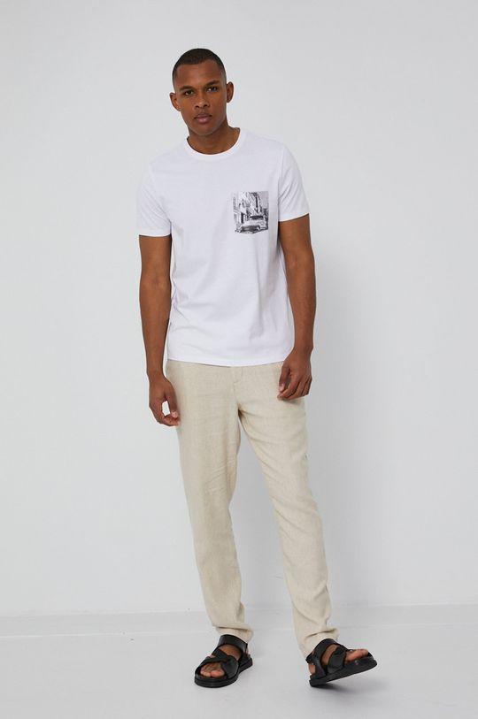 Medicine - T-shirt Cars biały