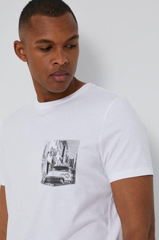 biały Medicine - T-shirt Cars