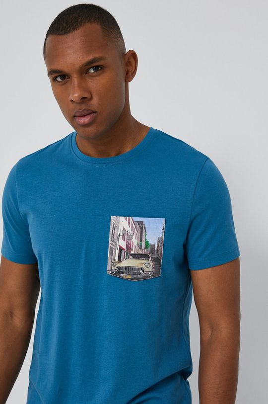 jasny niebieski Medicine - T-shirt Cars