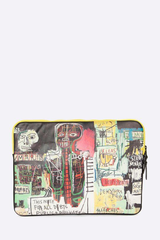 Medicine - Kryt na laptopa Basquiat vícebarevná