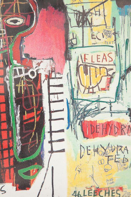 vícebarevná Medicine - Kryt na laptopa Basquiat