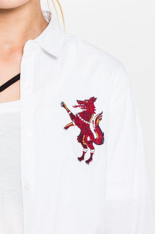Medicine - Košile Hogwarts bílá