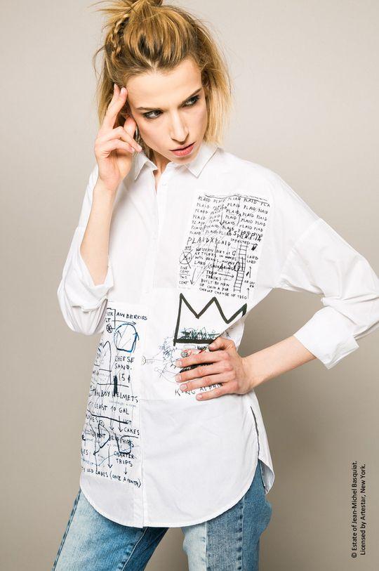 vícebarevná Medicine - Košile Jean-Michel Basquiat Dámský