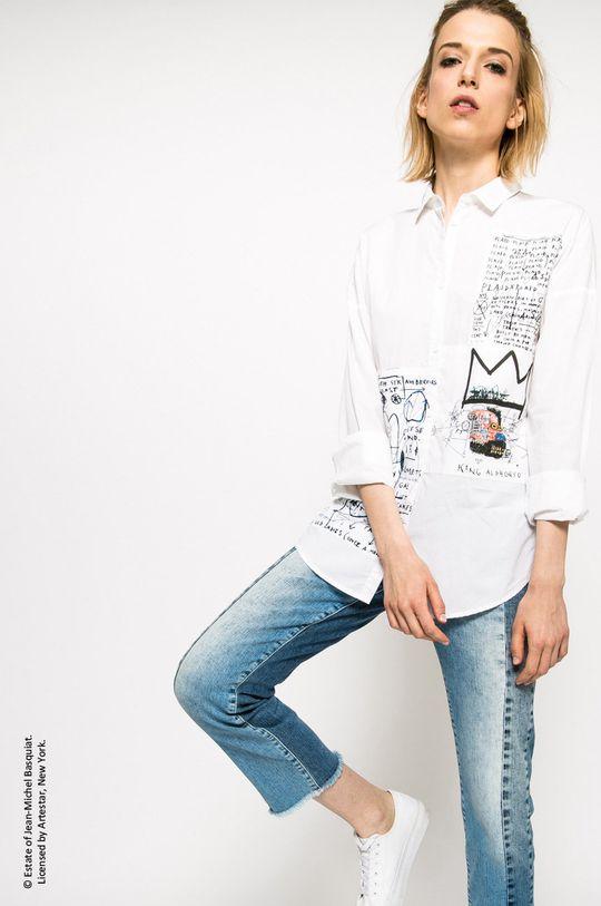 vícebarevná Medicine - Košile Jean-Michel Basquiat