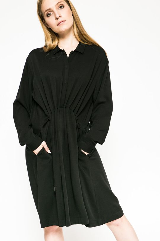 czarny Medicine - Sukienka Future Past Damski