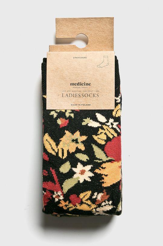 Medicine - Чорапки Essential (2-бройки) многоцветен