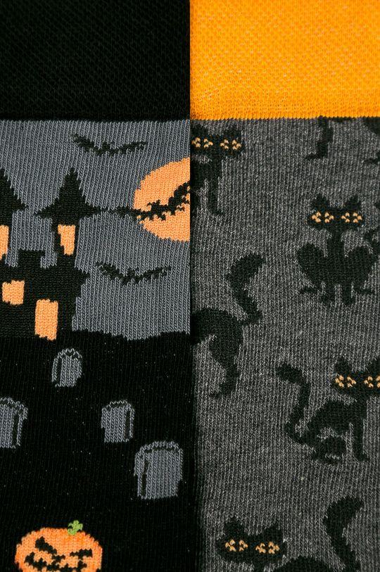 Medicine - Чорапки Halloween (2-бройки)  Основен материал: 75% Памук, 2% Еластан, 23% Полиамид