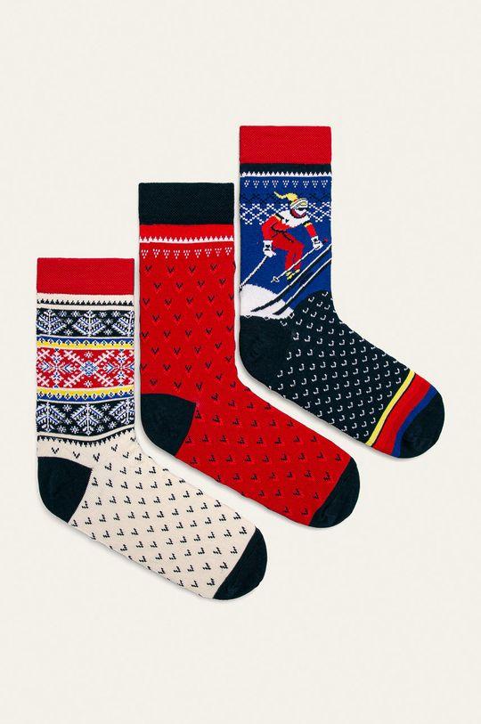 многоцветен Medicine - Чорапки Essential (3-бройки) Жіночий