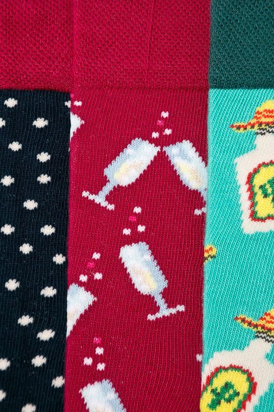 Medicine - Чорапки Essential (3-бройки) многоцветен