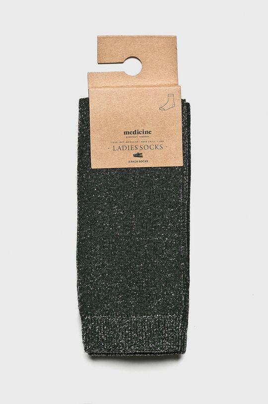 Medicine - Чорапки (2-бройки) Vintage Revival многоцветен