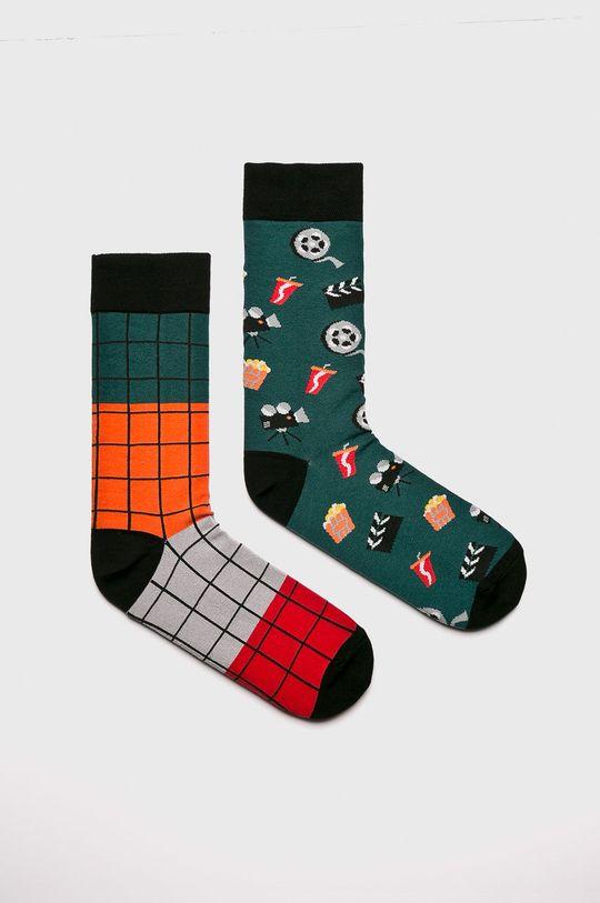 многоцветен Medicine - Чорапи (2-бройки) Scandinavian Comfort Чоловічий