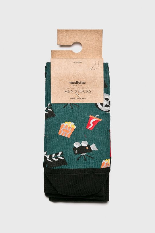 Medicine - Чорапи (2-бройки) Scandinavian Comfort многоцветен