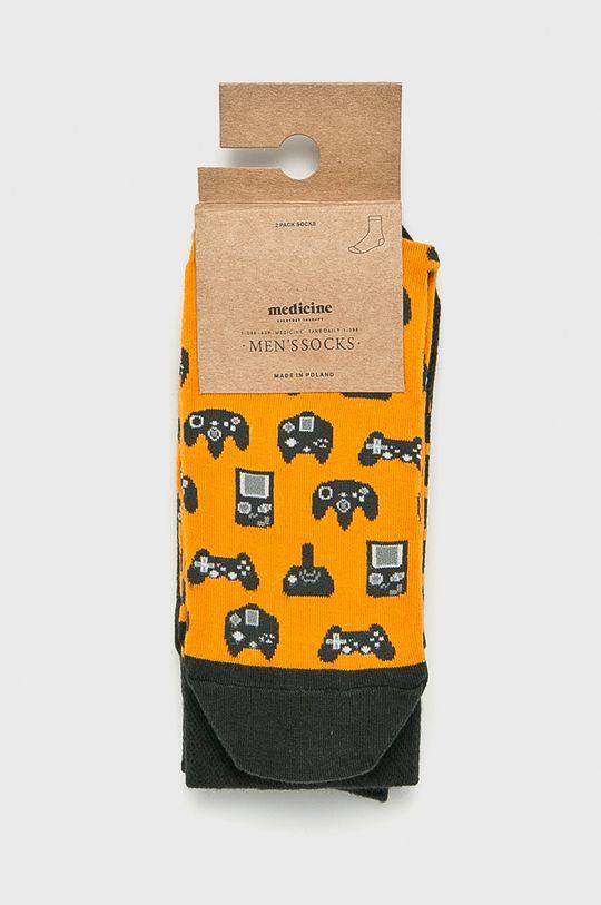 Medicine - Чорапи Scandinavian Comfort (2-бройки) многоцветен