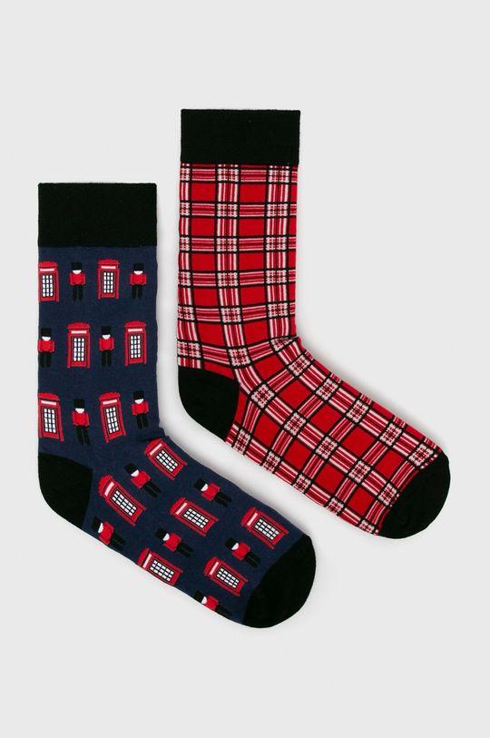 многоцветен Medicine - Чорапи Geometrical (2-бройки) Чоловічий