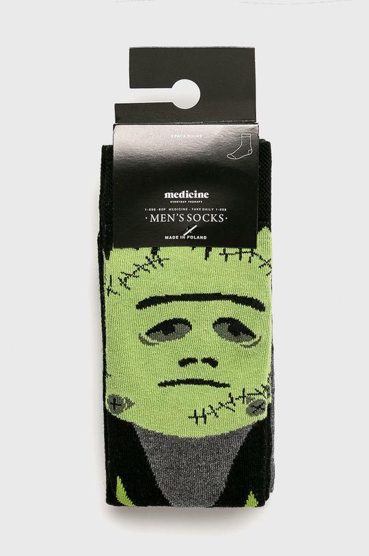 Medicine - Чорапи Halloween (2-бройки) многоцветен