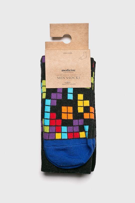 Medicine - Чорапи (2-бройки) Party Time многоцветен