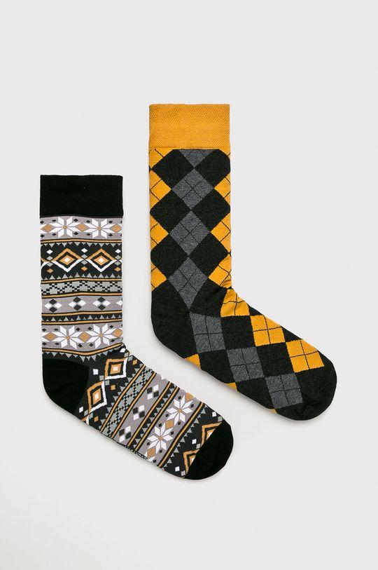 многоцветен Medicine - Чорапи B_XMASS Чоловічий