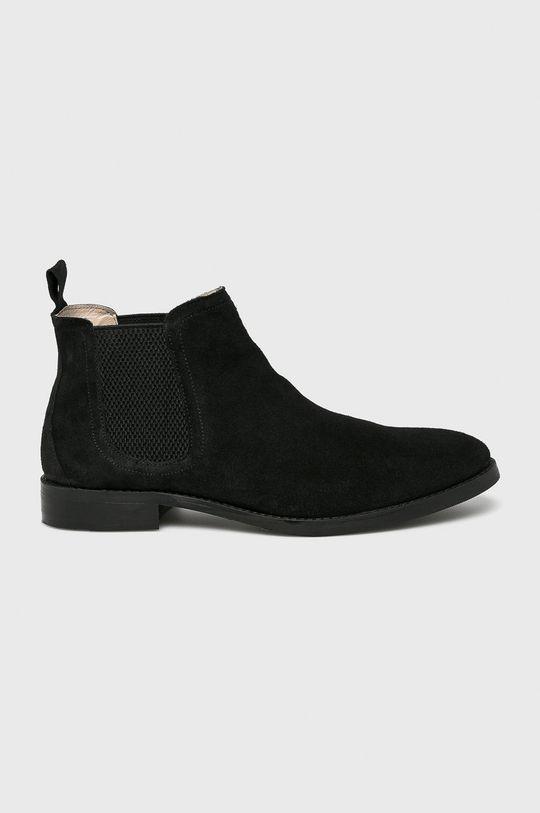 черен Medicine - Половинки обувки Basic Чоловічий