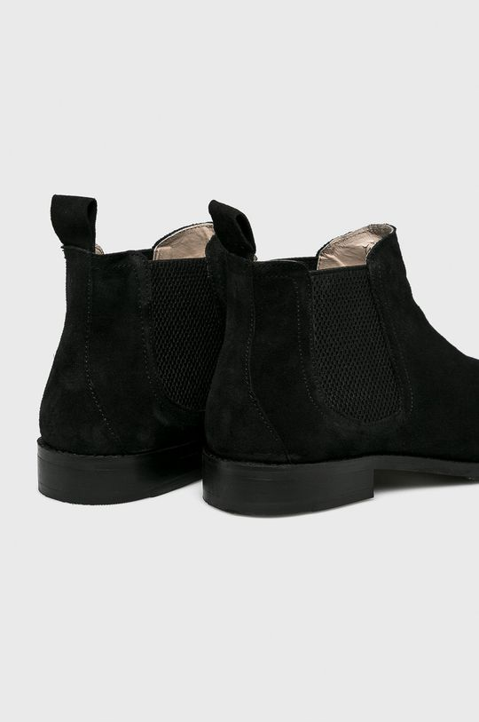 черен Medicine - Половинки обувки Basic