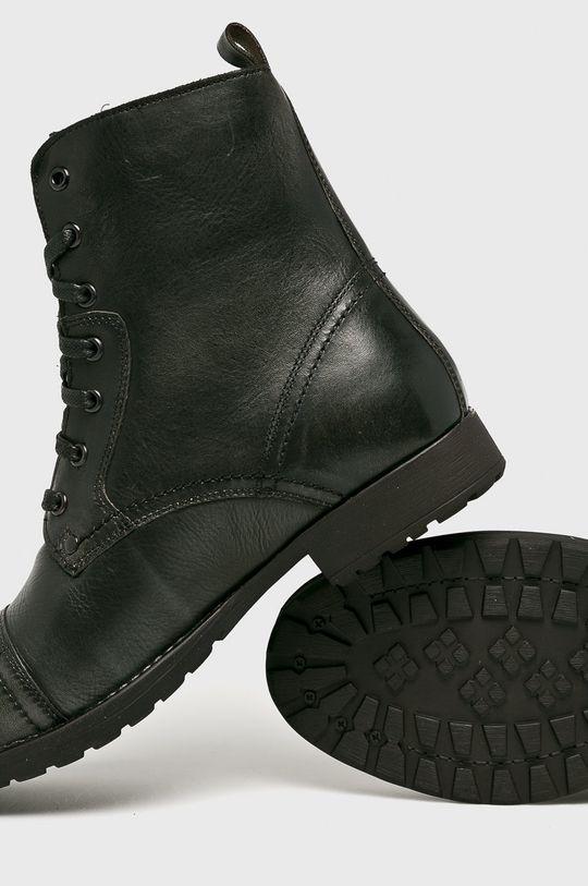 negru Medicine - Pantofi Basic