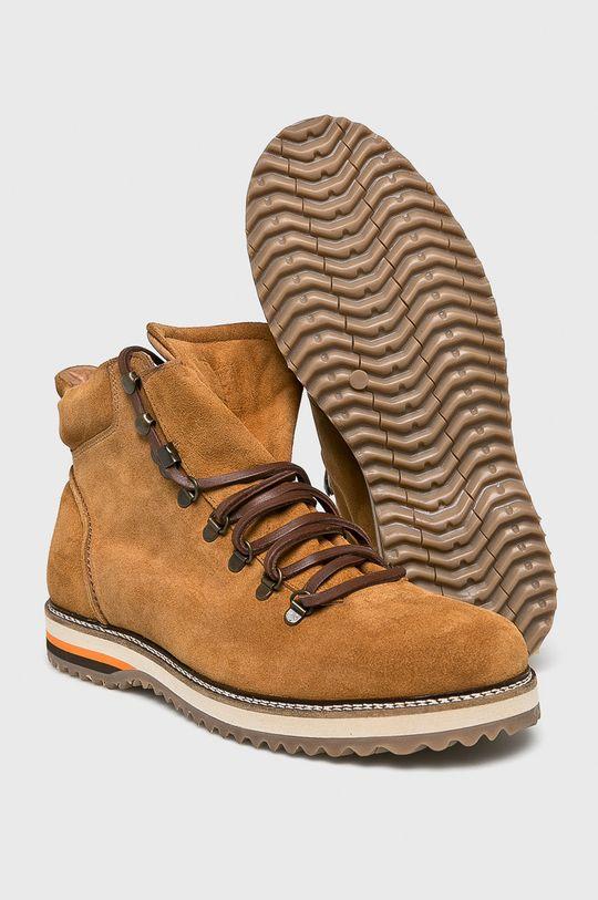Medicine - Обувки Under The City  Горна част: Естествена кожа Вътрешна част: Синтетичен материал, Текстилен материал Подметка: Синтетичен материал
