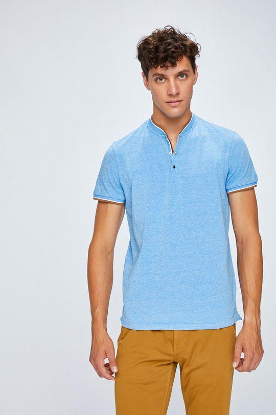 světle modrá Medicine - Polo tričko Monumental Pánský