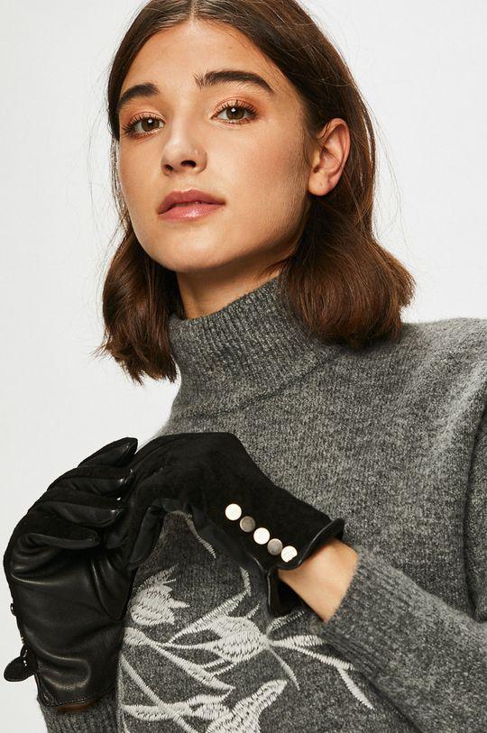 Medicine - Ръкавици Basic  Основен материал: 50% Полиуретан, 50% Естествена кожа