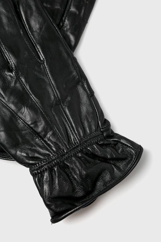 Medicine - Кожени ръкавици Northern Story черен