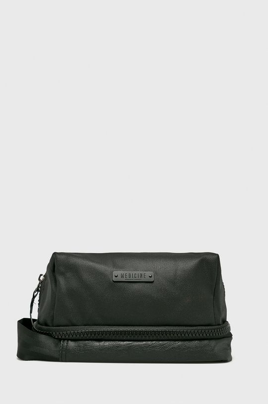 черен Medicine - Козметична чанта Essential Чоловічий