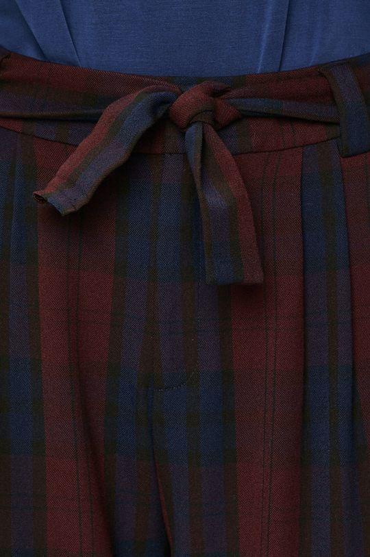 kaštanová Medicine - Kalhoty Royal Purple