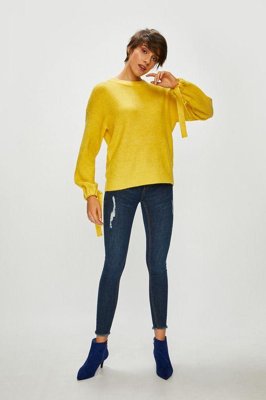 Medicine - Sweter Basic żółty