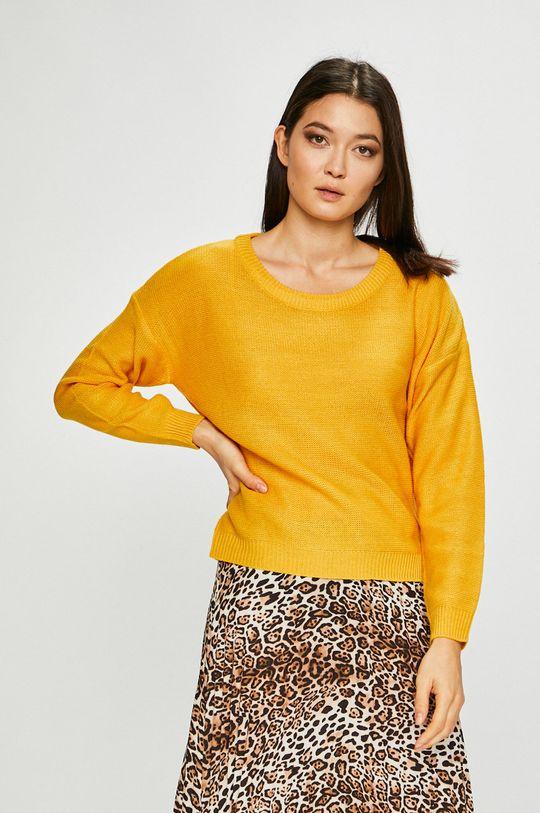 жълт Medicine - Пуловер Basic Жіночий