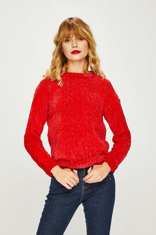 червен Medicine - Пуловер Basic Жіночий