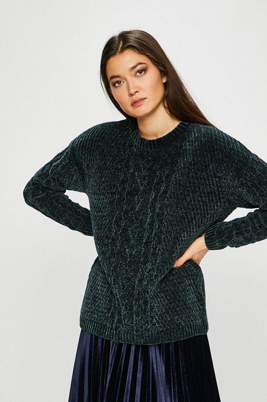 тъмнотюркоазен Medicine - Пуловер Basic Жіночий