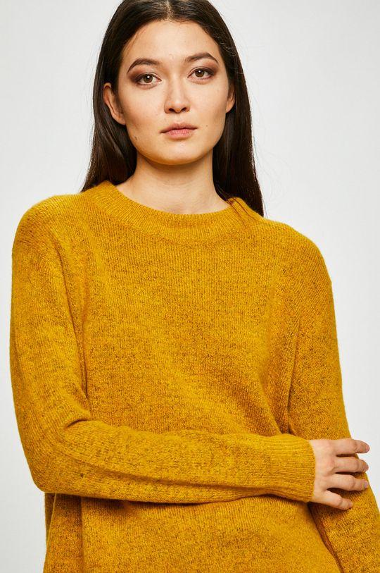 жълт Medicine - Пуловер Basic