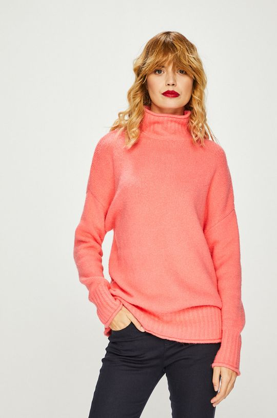 розов Medicine - Пуловер Basic Жіночий