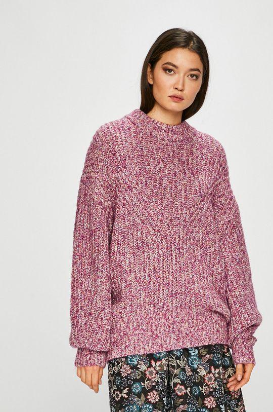 пурпурно Medicine - Пуловер Essential Жіночий