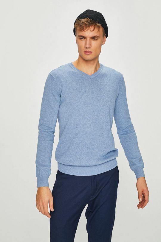 бледо син Medicine - Пуловер Basic Чоловічий