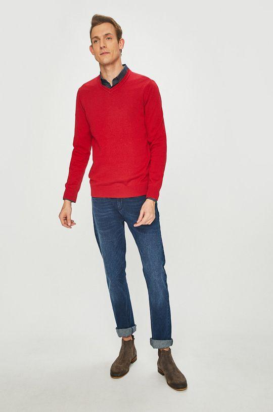 Medicine - Пуловер Basic червен