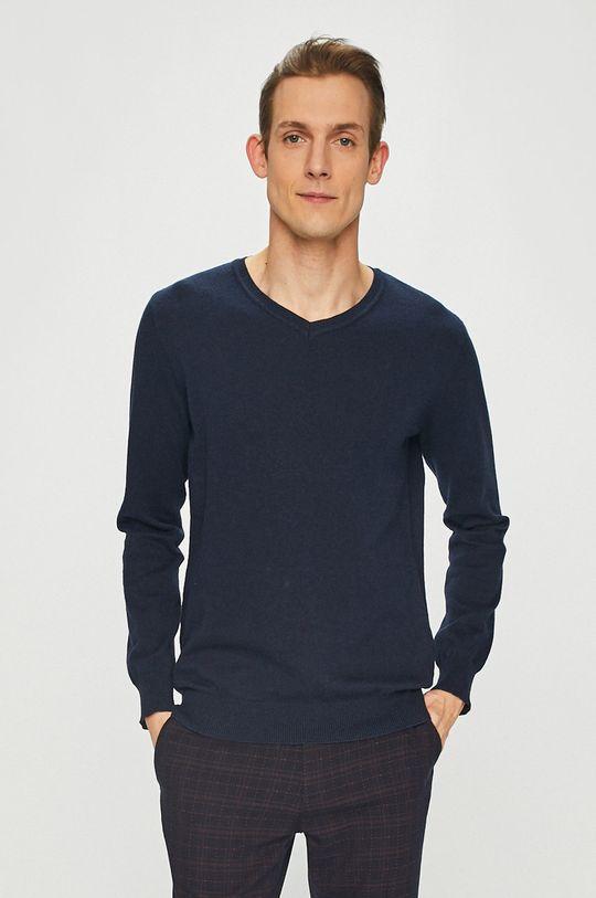тъмносин Medicine - Пуловер Basic