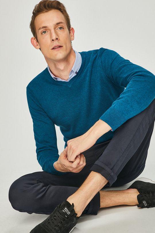 зелено-син Medicine - Пуловер Basic Чоловічий