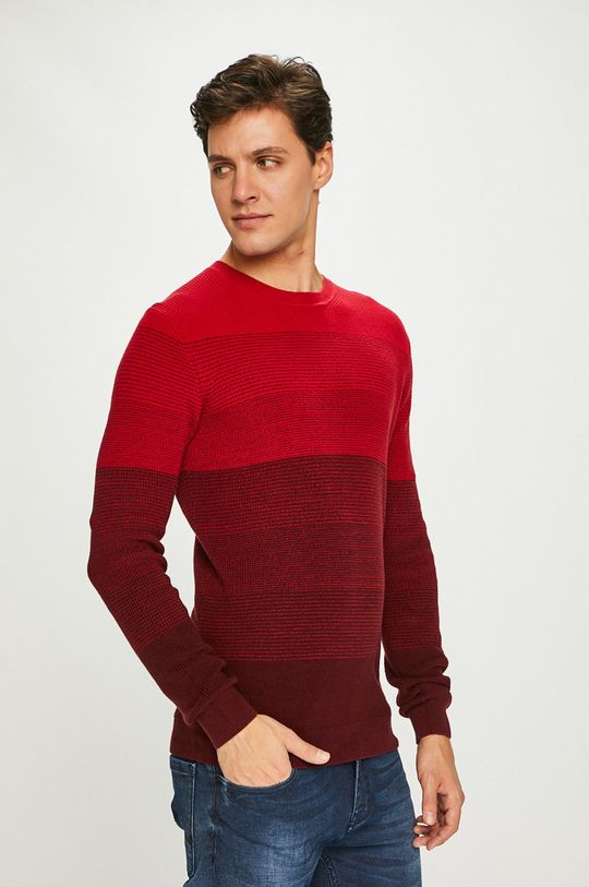 червен Medicine - Пуловер Contemporary Classics Чоловічий
