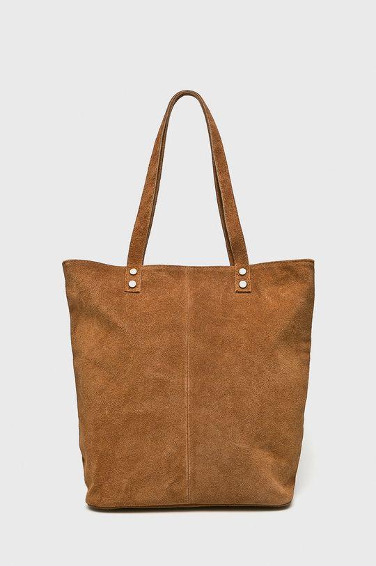 кафяв Medicine - Кожена чанта Vintage Revival Жіночий