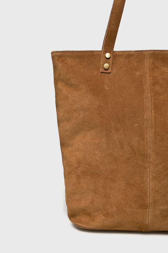 кафяв Medicine - Кожена чанта Vintage Revival