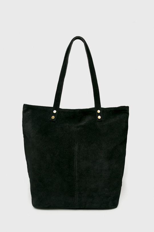 Medicine - Кожена чанта Vintage Revival черен