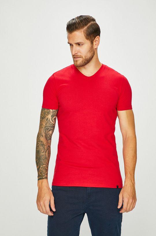 червен Medicine - Тениска Basic Чоловічий